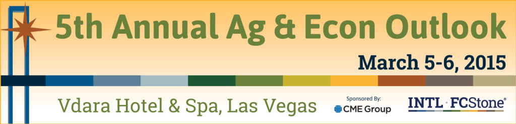 Agriculture Economy Conference banner